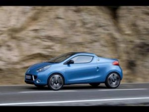 Renault Wind: pas très jolie mais attachante…