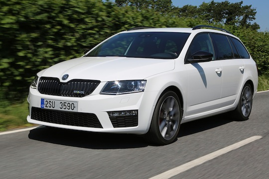 Skoda Octavia combi RS 2.0 TDI 184 ch : un break de compétition